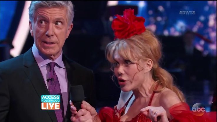 'Dancing With The Stars' Tom Bergeron On How Nothing Affects Charo's Beh...