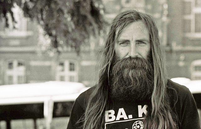 beardbrand:  Chris Haslam