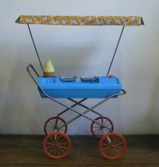 marchand de glaces by Les Petits Poissons on Shopigram