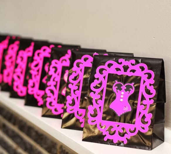 Hostess with the Mostess® - Glam Masquerade Bachelorette Party