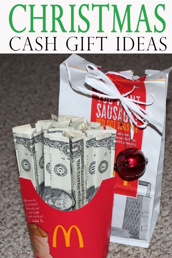 Creative Ways To Give Money For Christmas Present.12 Creative Ways To Give Cash Gifts Birthdays Gifts
