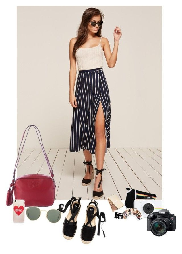 """""""Hate"""" by audrey-balt ❤ liked on Polyvore featuring Tory Burch, Ray-Ban, Sonix, Polaroid, Napoleon Perdis and Eos"""