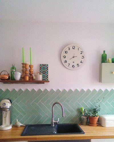 Die besten 25+ Fliesen Ideen auf Pinterest Sechskant-fliesen - mosaik fliesen k che
