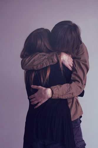 """""""Aaron,"""" I whispered, surprised by the sudden hug. """"Wha-"""" """"You're alive,"""" He muttered, holding me tightly. My mouth popped open before spreading into a tight smile. """"You're alive,"""""""