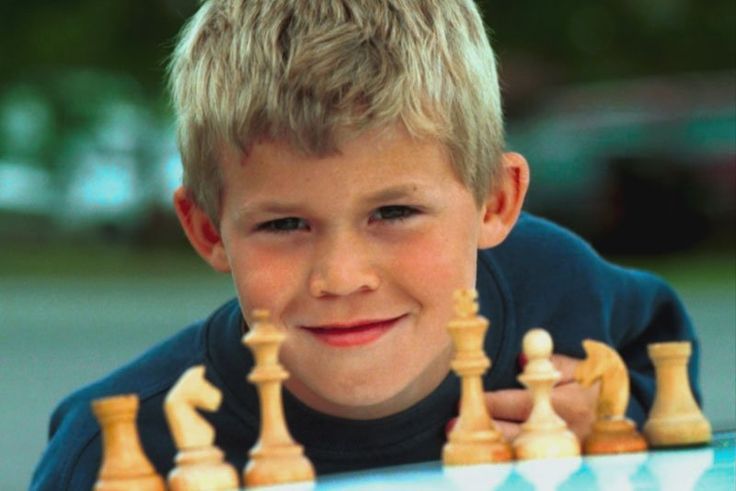 Here's what worlds best chess player Magnus Carlsen was like as a kid