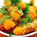 Receita deliciosa de cenoura assadas com queijo branco, um acompanhamento saudável e perfeito. Experimente as cenoura assadas com queijo branco
