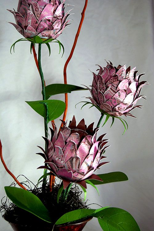 Are you the type of person that loves flowers, but wishes they would last a bit longer?, Paper flower crafts may be for you. There is an amazing choice and q...