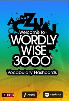 Free Ipad Apps For Kids Wordly Wise 3000 Vocabulary Flashcards