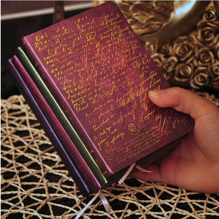 Hot Vintage Osobisty Pamiętnik Twardy Zeszyt Notatnik notebook 96 Arkuszy papieru Biuro Szkolne Prezent w więcej notebook Kliknij tutaj .... zapraszamy do odwiedzenia naszego sklepu. nadzieję, że l od Notebooki na Aliexpress.com   Grupa Alibaba