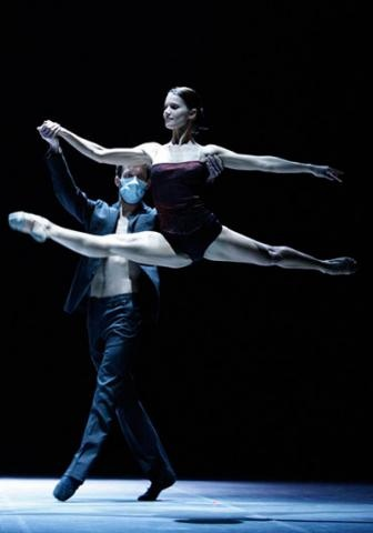 Radio and Juliet- modern dance to modern music. I can't wait to see it.