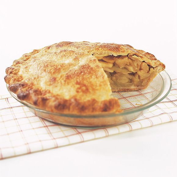 Want to know how to keep your Deep-Dish Apple Pie from getting soggy and falling apart? Check out America's Test Kitchen Feed for secrets on how to make the perfect apple pie.