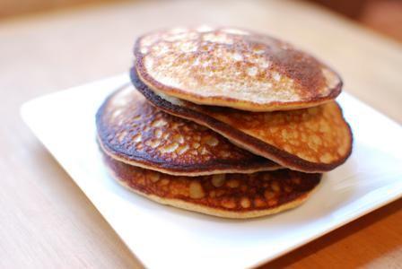 Paleo Pancakes - food-breakfast - Pinterest - Paleo Pancakes, Pancakes and Paleo