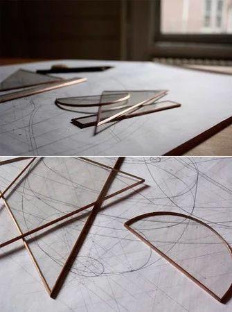 """Copper & Glass Drafting Set"" https://sumally.com/p/1382089"