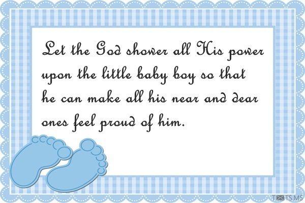 40 Congratulations Quotes For Newborn Baby Boy