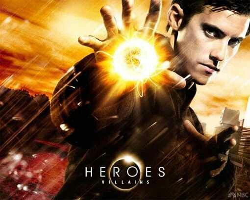 #Heroes - Peter Petrelli