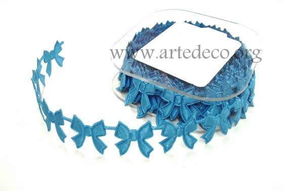 Nastri Decorativi : Nastro Fiocchi Azzurri