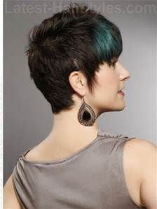 pixie peacock hair style - Bing images