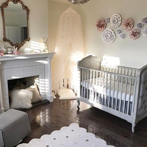 gender neutral nursery decorations gray and white nurseries