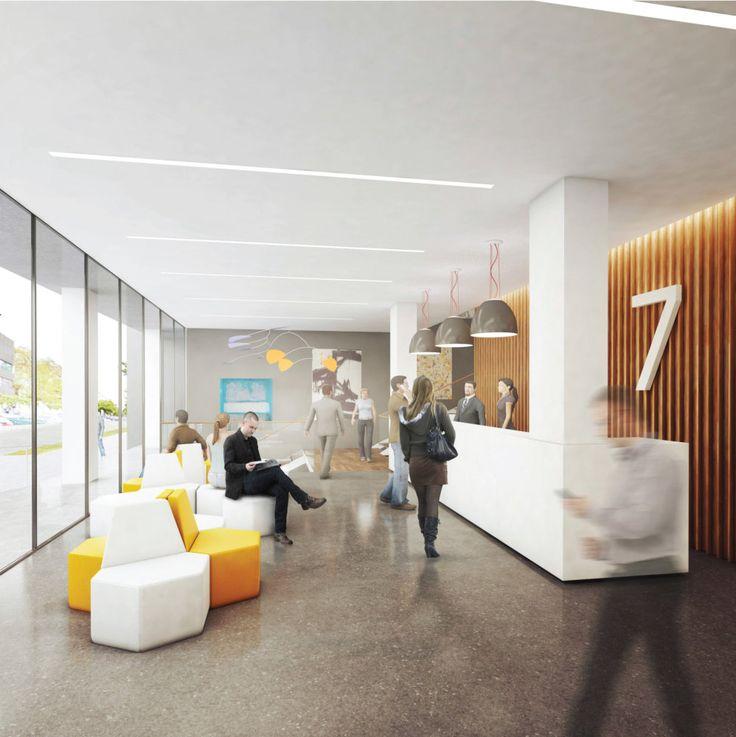 Praha 7 si vybrala, jak bude vypadat nové sídlo její radnice. Soutěž vyhrál Atelier bod architekti |