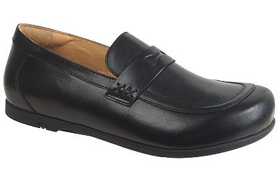 Footprints mainz black leather a loafer youll want to wear everyday