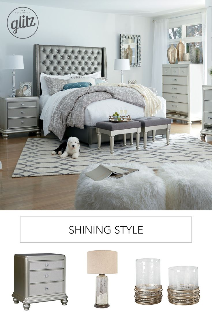 Best 25 Coralayne Bedroom Set Ideas On Pinterest Silver