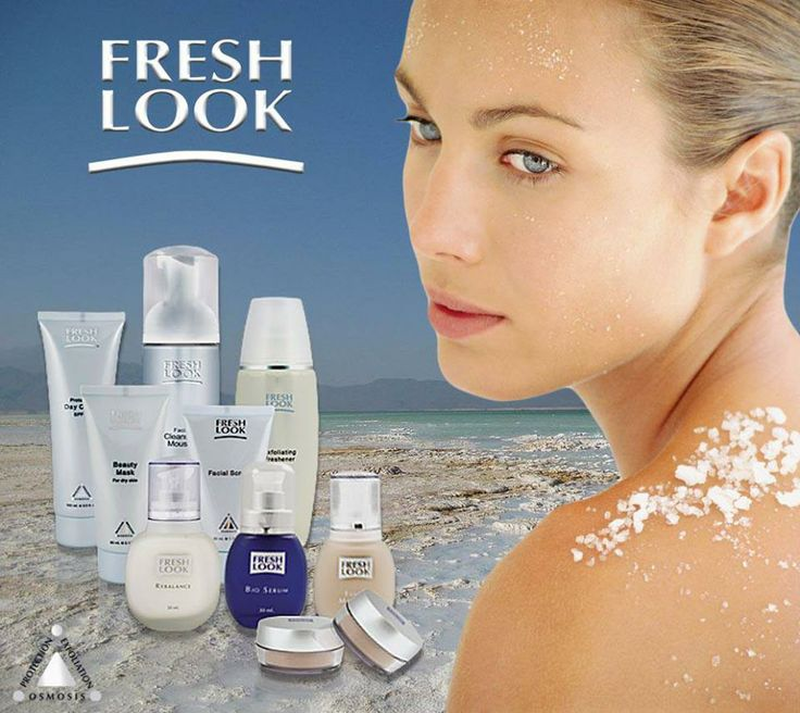 Fresh Look Dead Sea Products