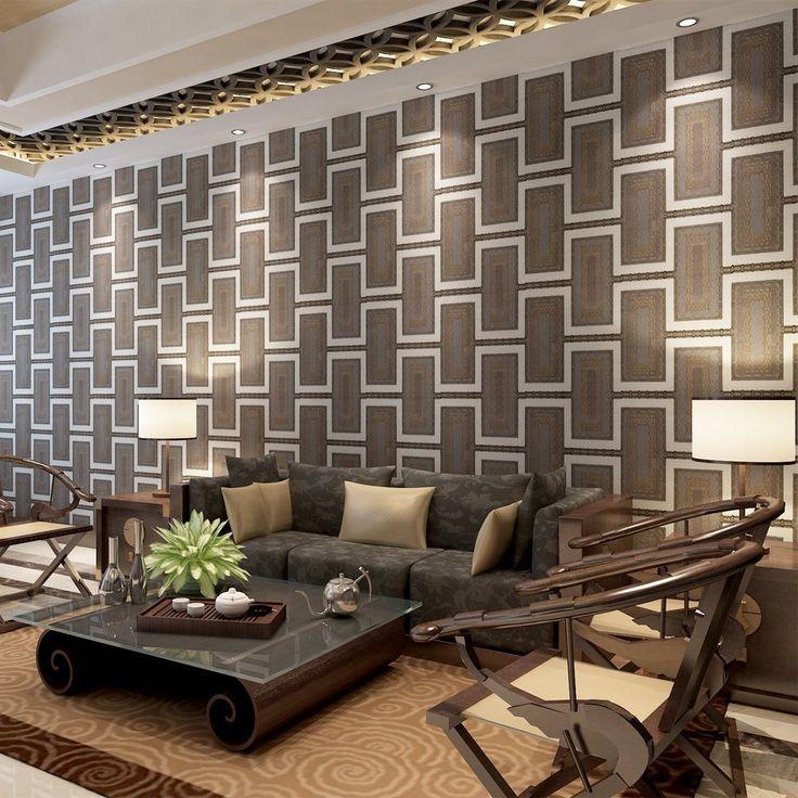 Lighting For Teenage Bedroom Vinyl Wall Art Bedroom Accent Wall Ideas For Bedroom Geometric Wallpaper Bedroom: Best 25+ Brown Accent Wall Ideas On Pinterest