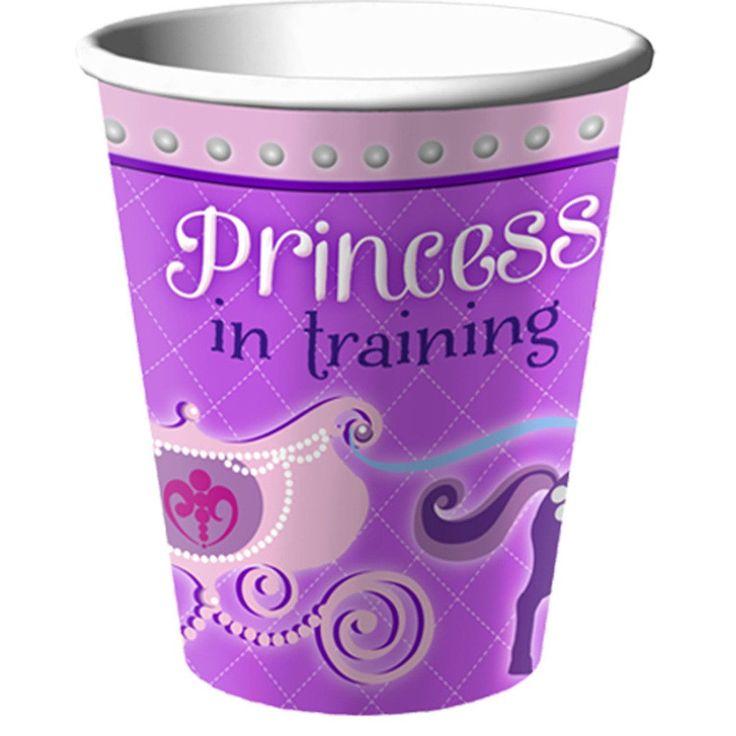 Disney Junior Sofia the First 9 oz. Paper Cups