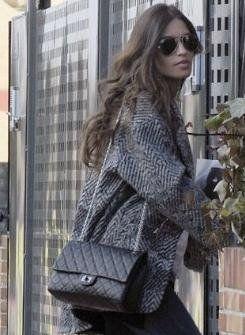 Chanel reissue flap bag