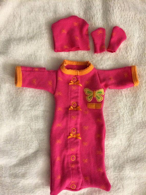 mini ooak baby clothes silicone / reborn baby by Jcsrebornjourney