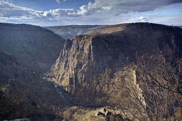 Der Harz und das Bodetal