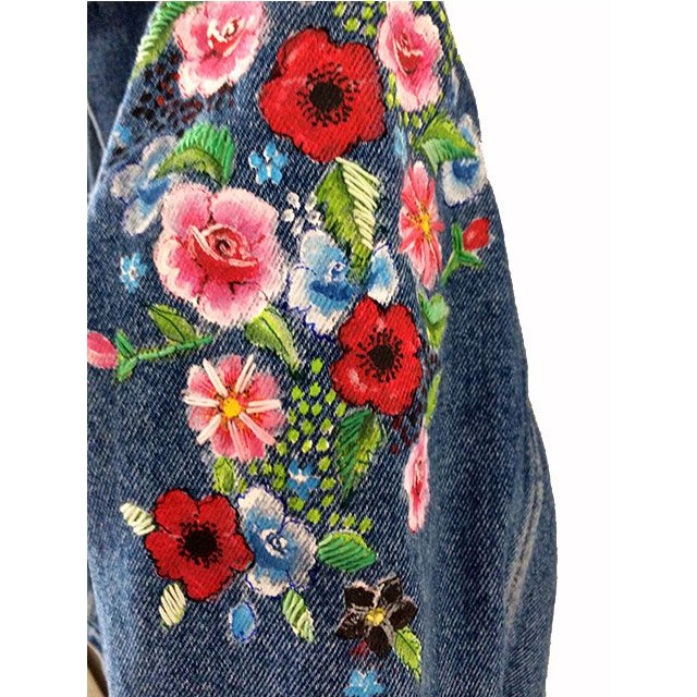 Best denim images on pinterest upcycling old jeans