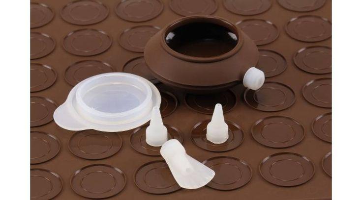 Szilikon macaron szett - Sütőforma - Süss Velem Cukrász webshop - cukrász kellékek, cukrász eszközök, sütési kellékek