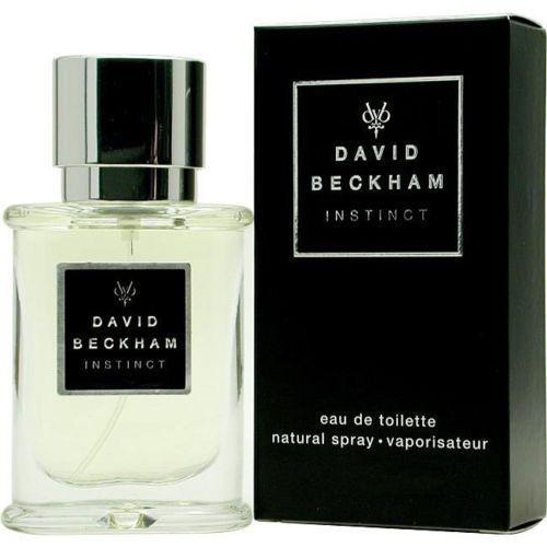 David Beckham Instinct by David Beckham 2.5 oz EDT Cologne Spray for Men NIB #DavidBeckham