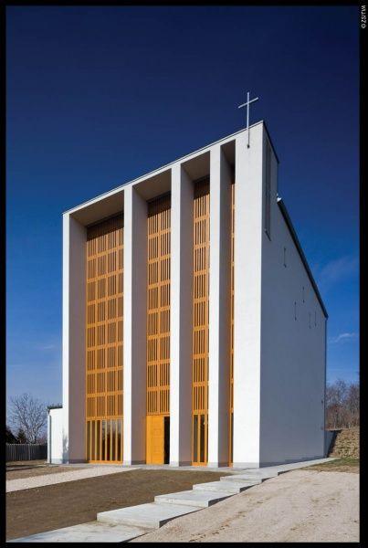 Roman Catholic church in Győr-Kismegyer | Balázs Mihály
