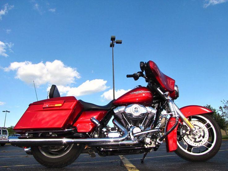 2013 Harley-Davidson Touring STREET GLIDE FLHX