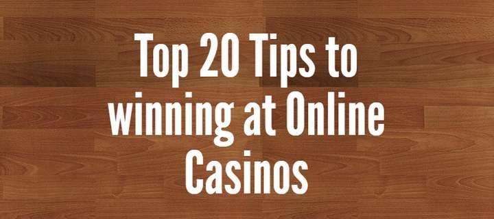 Sometimes we ask ourselves what are our strengths and weaknesses in online casino games, but we can never seem to get it right. That's why experts in the field of gambling have given us professional tips that we can understand and implement in real time when enjoying online casinos.