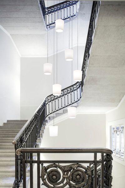 CHORUS MINI suspension lamps Prandina's on line catalogue,interiors lighting design,modern interiors lamps,ceiling lamps,table lamps,wall mounted lamps,interiors lamps
