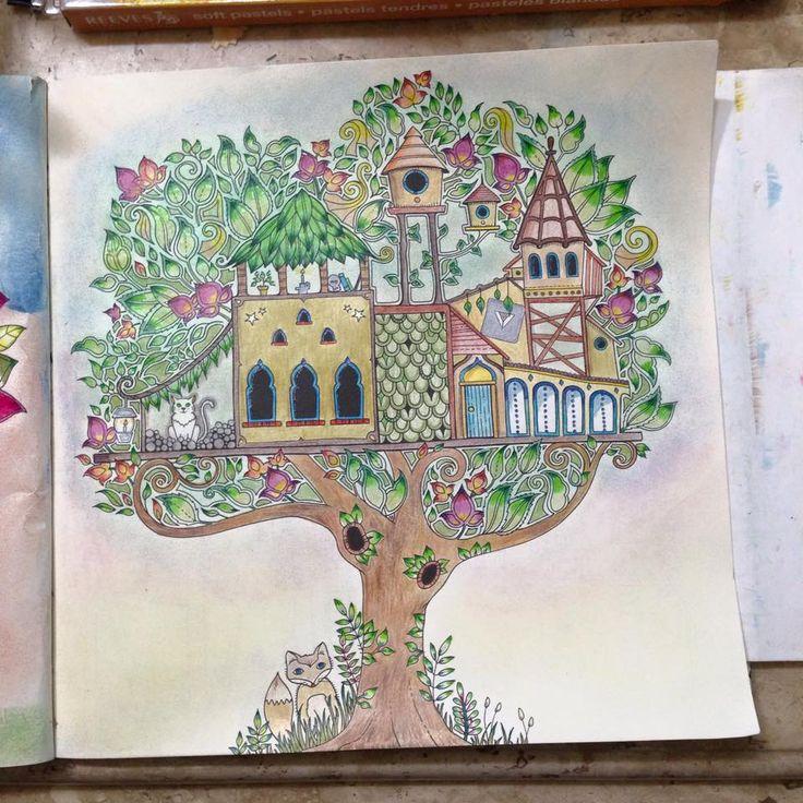 Jardim Secreto E Floresta Encantada