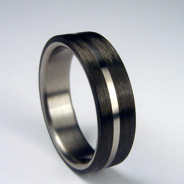 27 best Carbon Fiber Rings images on Pinterest | Carbon ...