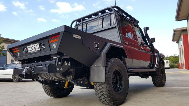Outback Customs, Caboolture QLD | Automotive Customising, Custom canopies, custom trays, vehicle fabrication,