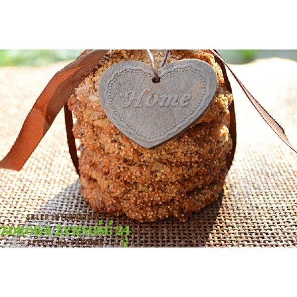 Bezglutenowe kokosanki amarantusowe z chia