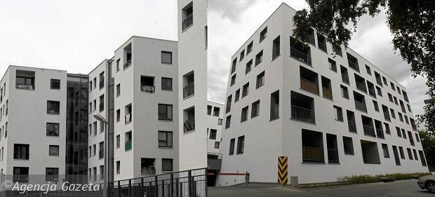 Zdjęcie numer 1 w galerii - Mieszkaniowe bliźniaki z Woli i Pragi