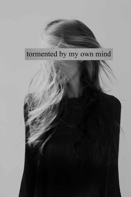 Melancholy speak with me.
