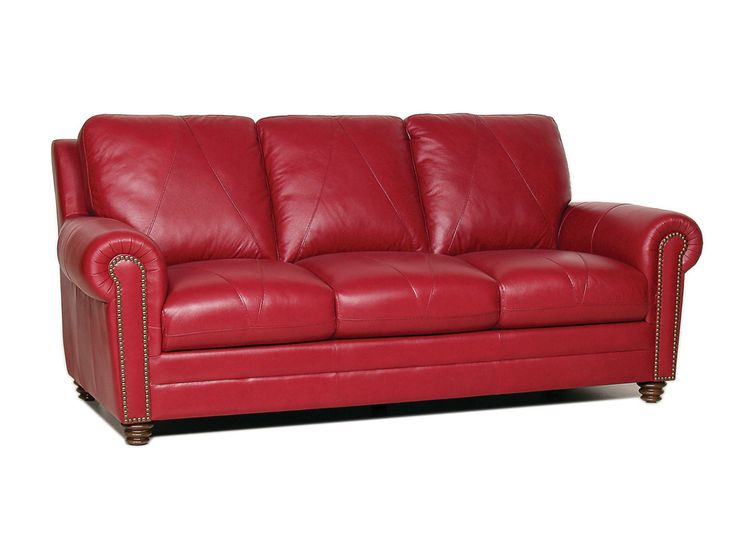 Sofa Sleeper Weston Leather Sofa by Luke Leather See it here http