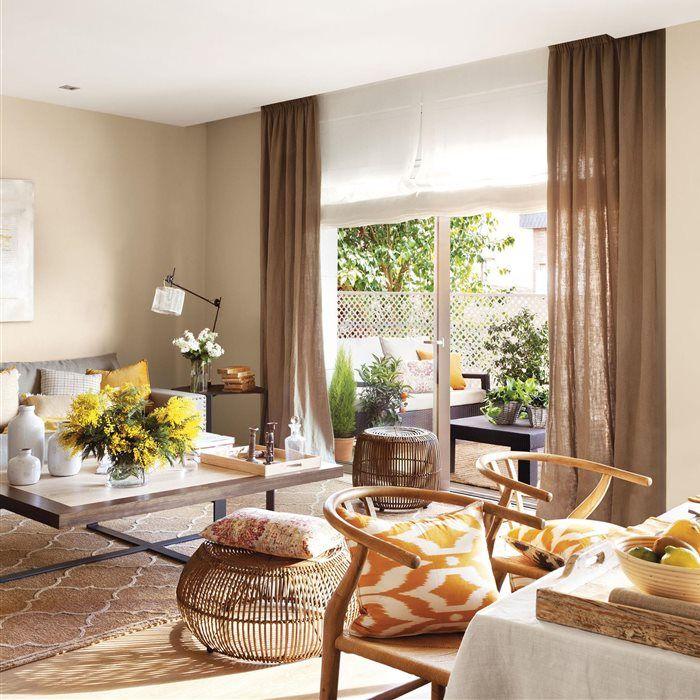 Elige (y acierta) las cortinas ideales para tu casa