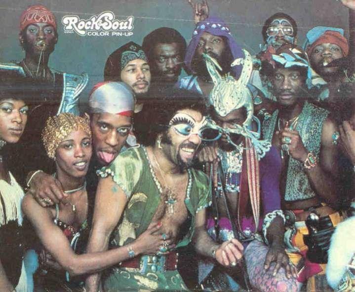Parliament Funkadelic Tour