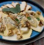 ... Asparagus | Recipe | White Wine Butter Sauce, Butter Sauce and Ravioli