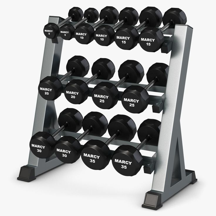 Free Weights Storage: 25+ Best Weight Rack Ideas On Pinterest