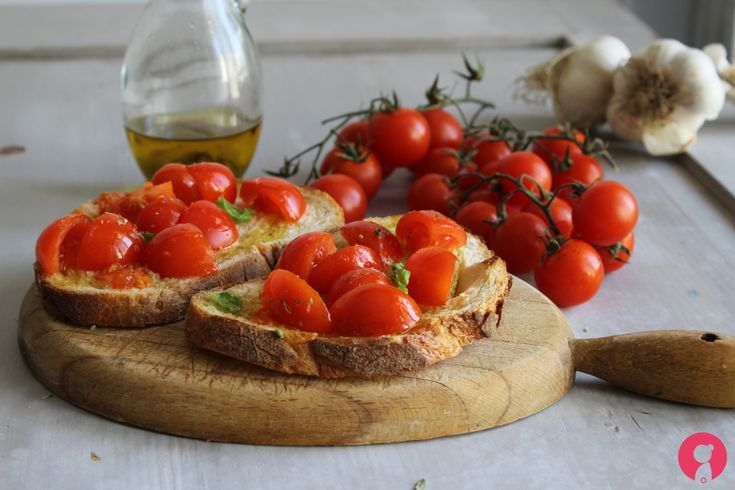 Bruschetta+Pugliese+ricetta+tipica